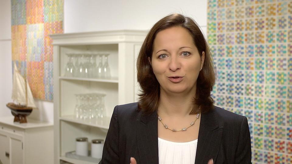 Wie Sie das, was Sie sich wünschen, viel einfacher bekommen - Der Videoblog von Stefanie Voss