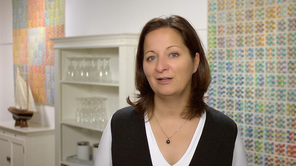 Diese einfache Technik bringt Ruhe in den hektischen Alltag - Der Videoblog von Stefanie Voss