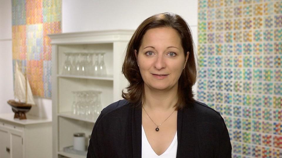 Wenn Sie merken, dass Sie wütend werden, sollten Sie sich diese Frage stellen - Der Videoblog von Stefanie Voss
