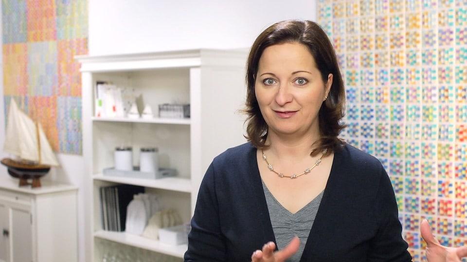 Warum Schmerzen etwas Gutes sein können - Der Videoblog von Stefanie Voss