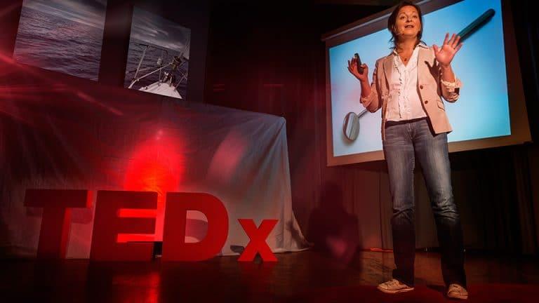 Stefanie Voss – TED-X