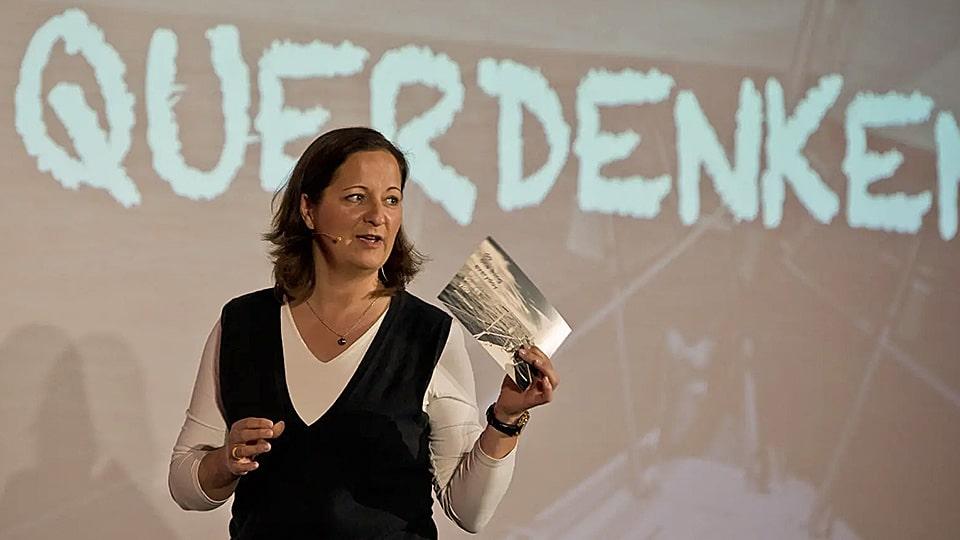 Stefanie Voss – Querdenkerin
