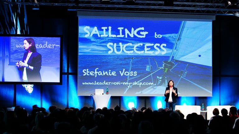 Stefanie Voss – Sailing to Success