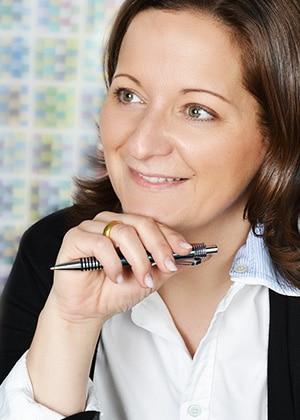 Stefanie Voss Portrait
