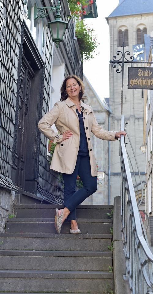 Stefanie Voss in Mettmann