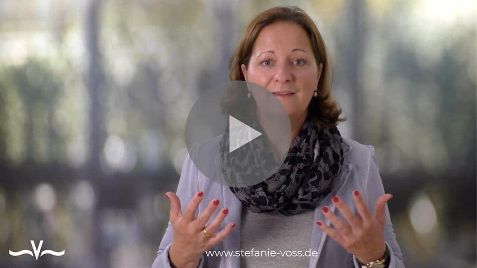 Mit den richtigen Erwartungen steuerst Du Stolz und Enttäuschung - der Videoblog von Stefanie Voss
