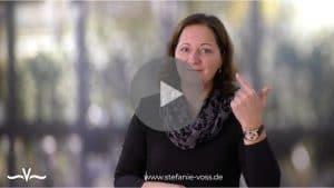 Problemlösung - der wichtigste Schritt wird oft vergessen - der Videoblog von Stefanie Voss