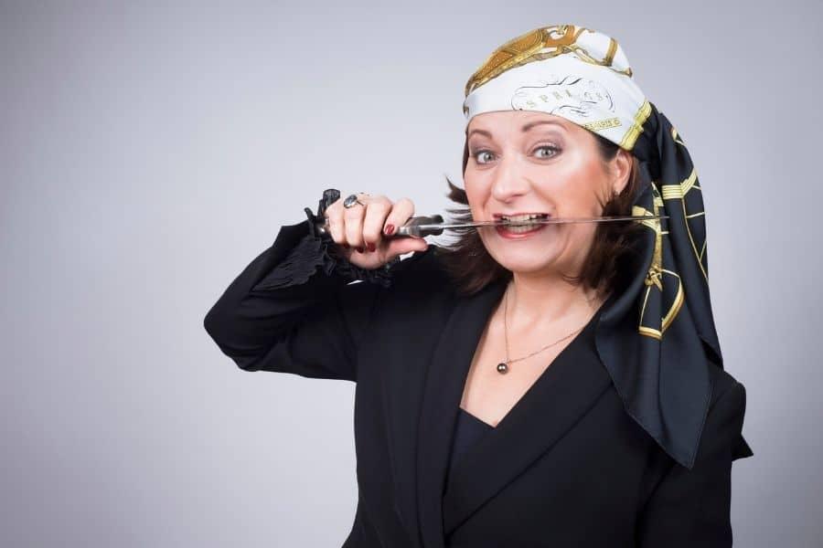 Piratin-Stefanie-Voss