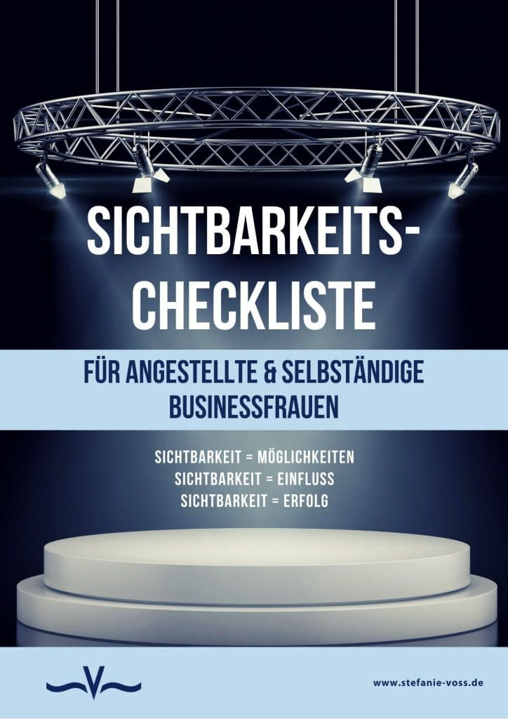 Sichtbarkeits-Checkliste-angestellt-selbstaendig-von-Stefanie-Voss
