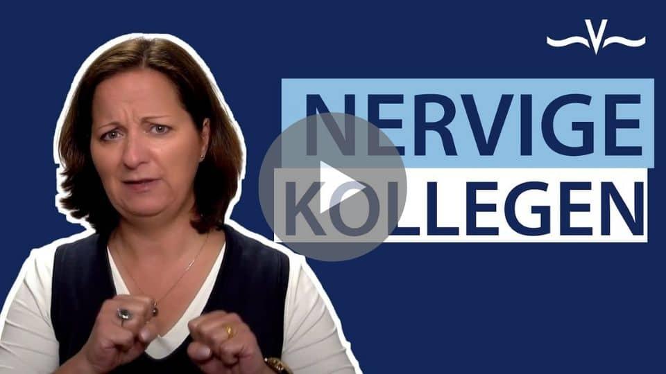 3 Strategien für den Umgang mit übereifrigen Kollegen - Stefanie Voss