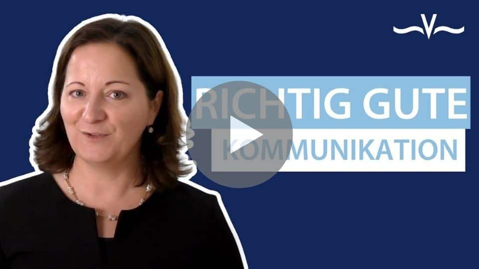 Der beste Tipp für gute Kommunikation Pause machen - Stefanie Voss