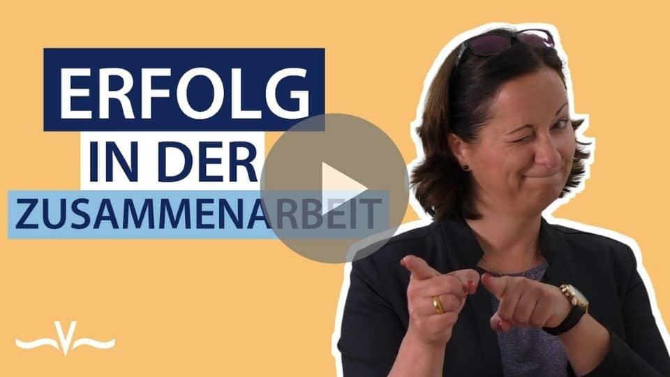 Erfolgreiche Zusammenarbeit - diese Frage MUSST Du kennen - Stefanie Voss