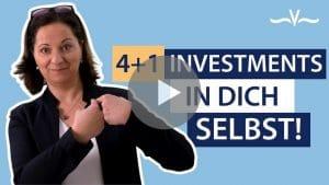 In sich selbst investieren lohnt sich immer diese 4 Investments sind besonders wichtig - Stefanie Voss