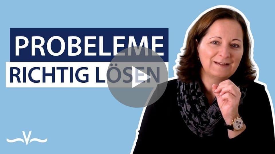 Problemlösung der wichtigste Schritt wird oft vergessen - Stefanie Voss
