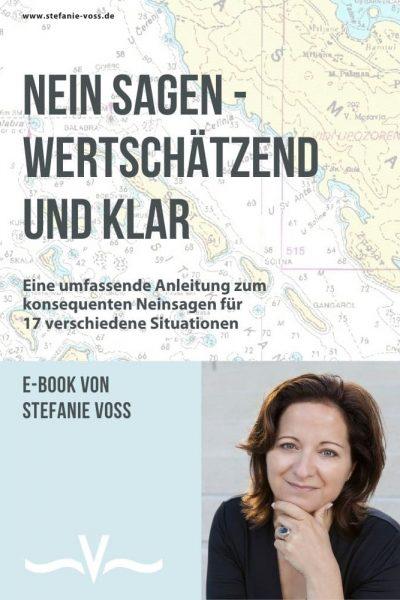 NEIN sagen - E-Book von Stefanie Voss